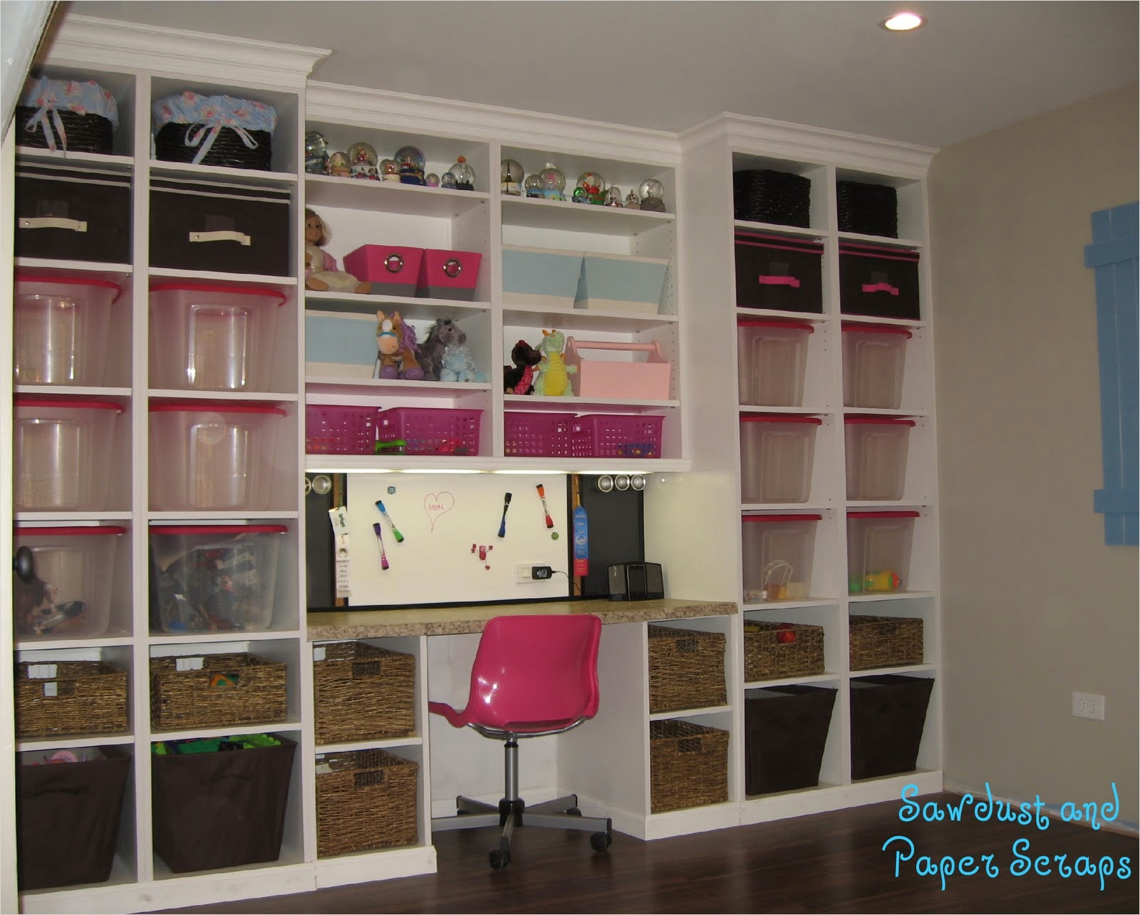 Craft Room Wall Shelving 85 Favorite Finds for the 17th Week Of 2010 5