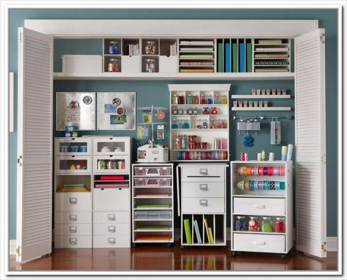 Craft Room Wall Shelving 58 southernspreadwing Page 30 Small Scrapbooking Room with Desktop organizer Eco Friendly 8