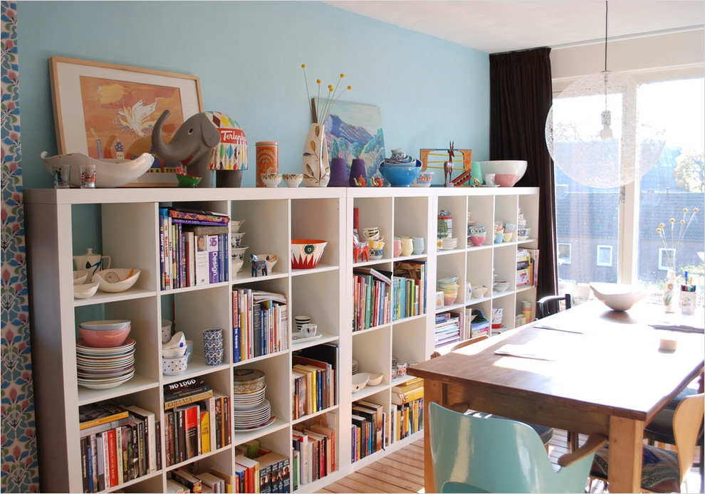 Craft Room Wall Shelving 68 Different Ways to Use & Style Ikea S Versatile Expedit Shelf 6