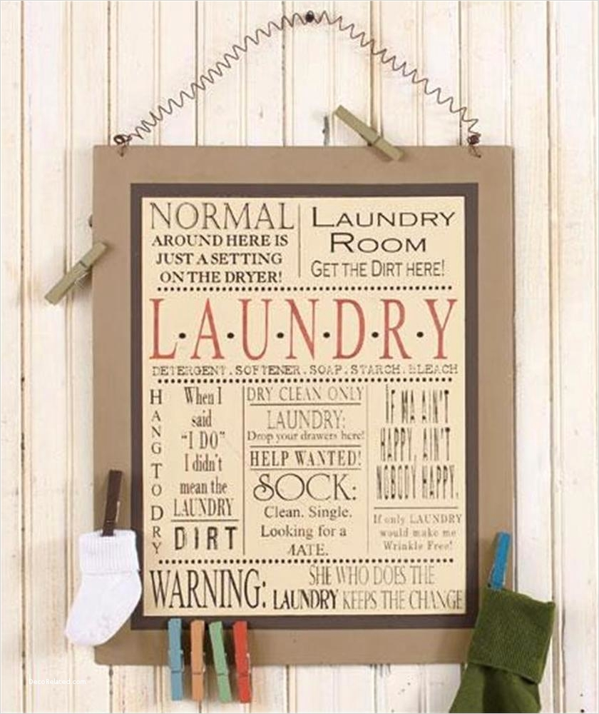Laundry Room Wall Art Decor Layout 37 Laundry Room Decor Metal Sign Wall Plaque W Clothes Pin Magnets Rustic Primitive 6
