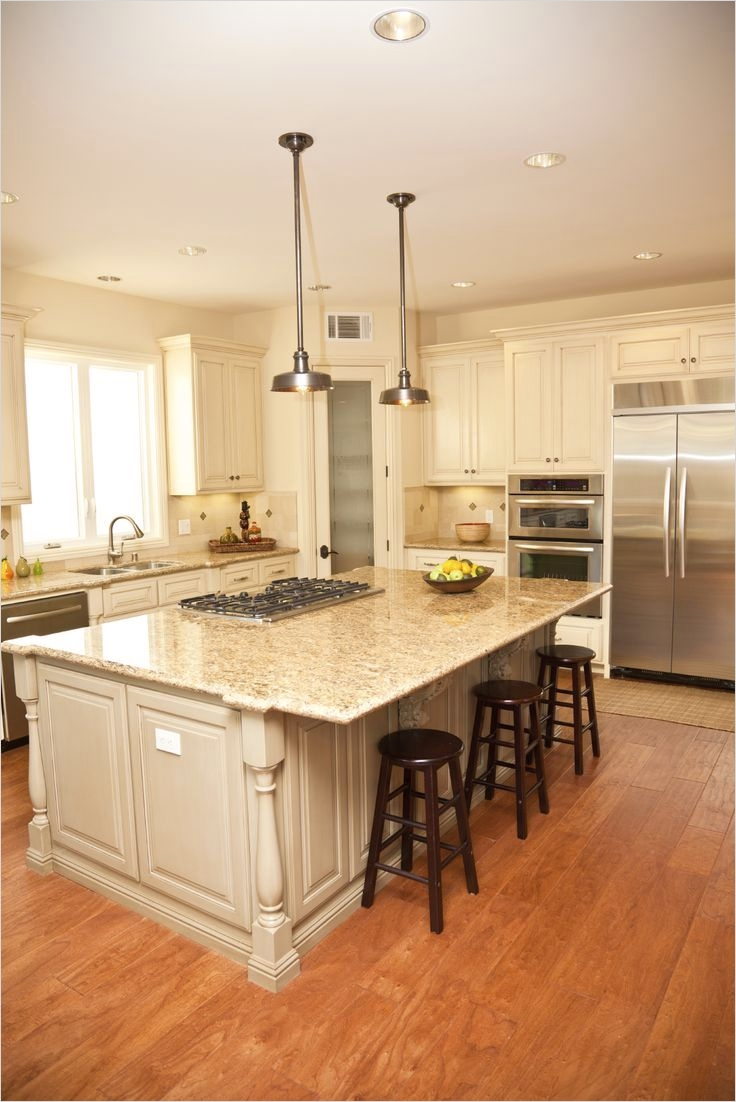 44 Perfect Ideas Small Kitchen Designs with islands 92 84 Custom Luxury Kitchen island Ideas & Designs 7