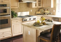 44 Perfect Ideas Small Kitchen Designs with islands 23 Small Kitchen Photos 7