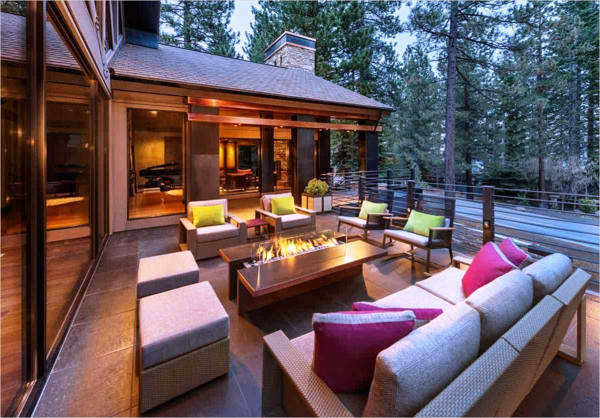 42 Cozy Small Outdoor Living Spaces 63 Stylish Outdoor Spaces for Modern Living 3