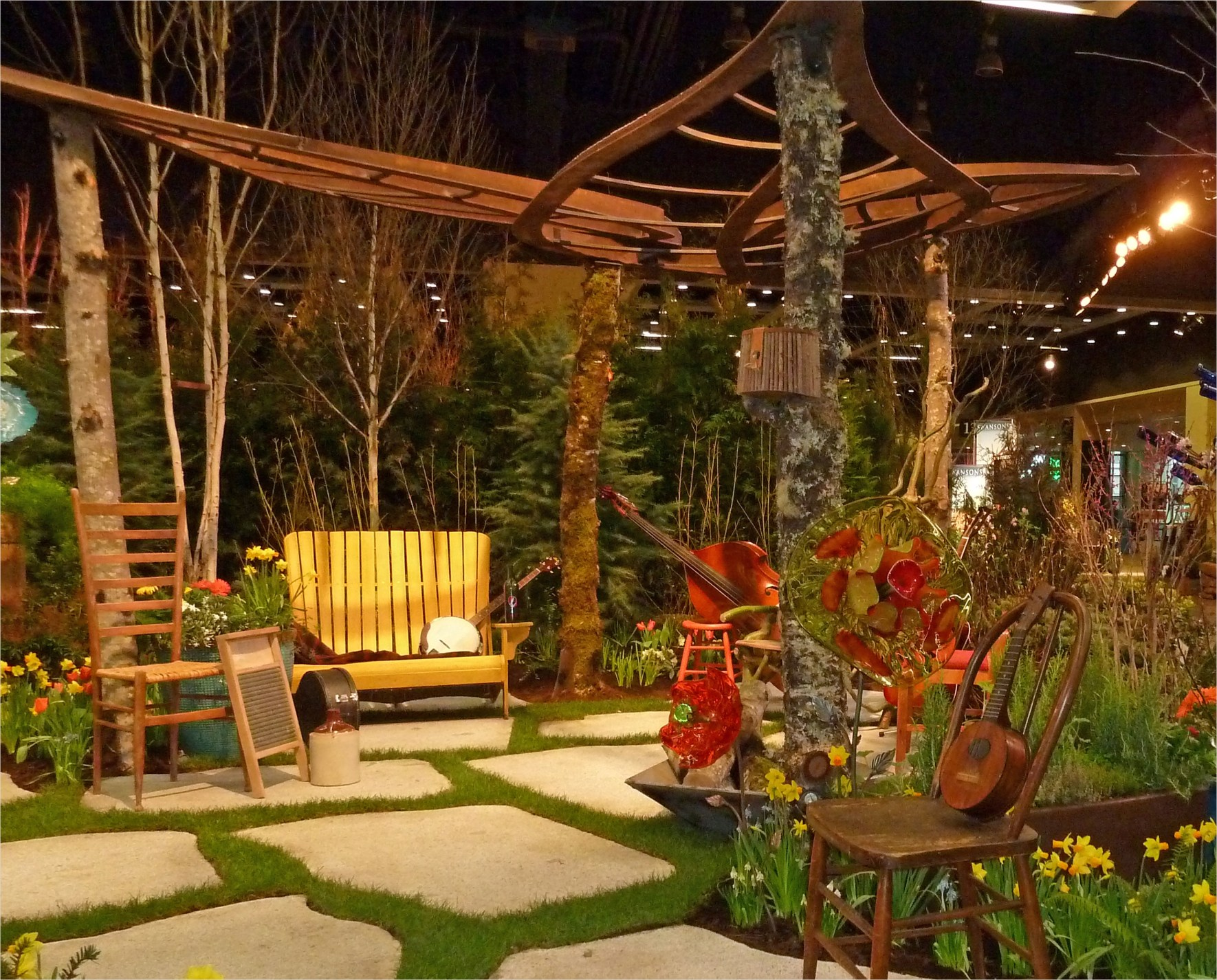 42 Cozy Small Outdoor Living Spaces 51 Outdoor Spaces 1
