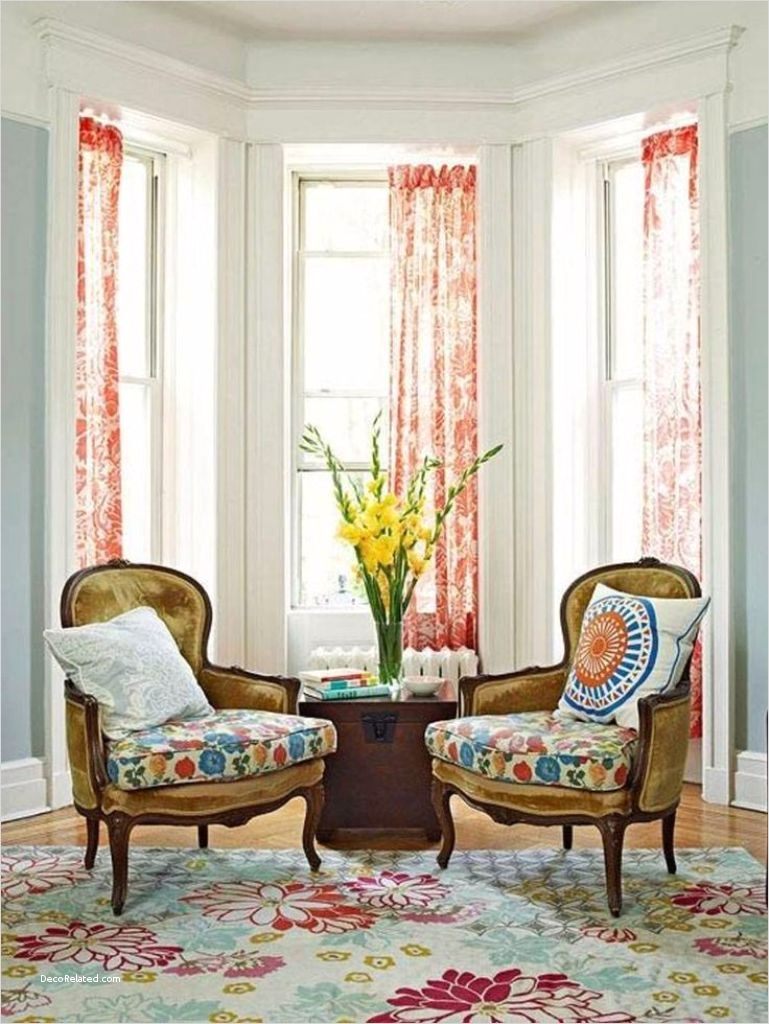Spring Floral Bedroom Decor 52 Spring Inspired Curtain for Tall Bay Windows for Elegant Living Room Decorating Ideas with 3