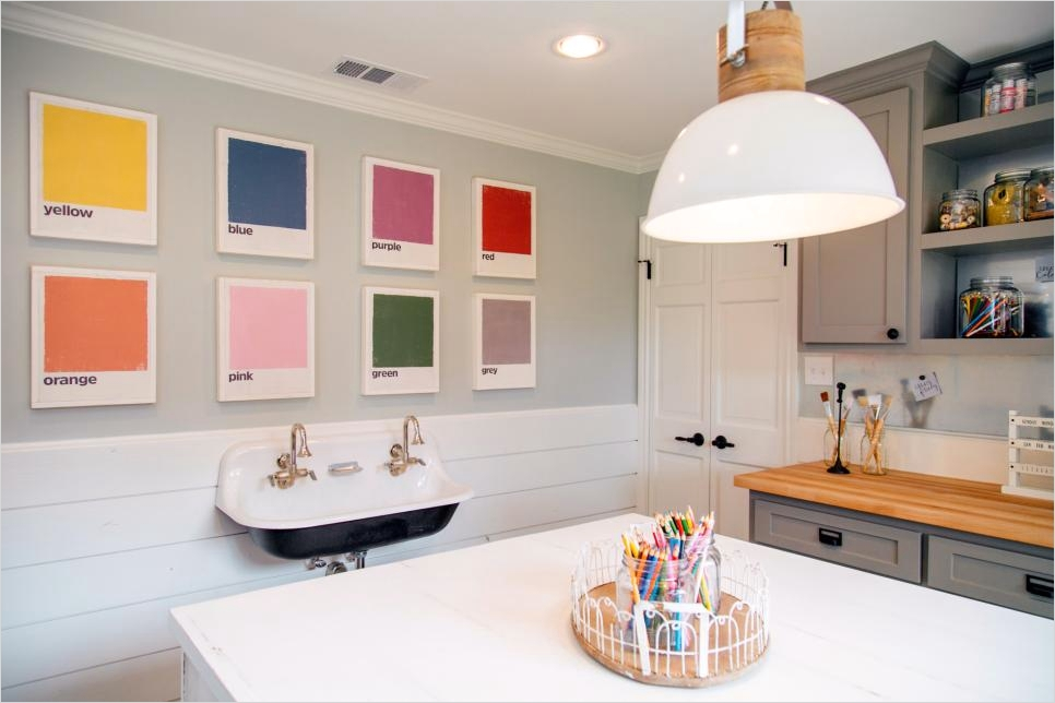 42 Amazing Diy Craft Room Gallery Wall 85 Wall Art Ideas From Chip and Joanna Gaines Hgtv S Fixer Upper with Chip and Joanna Gaines 3