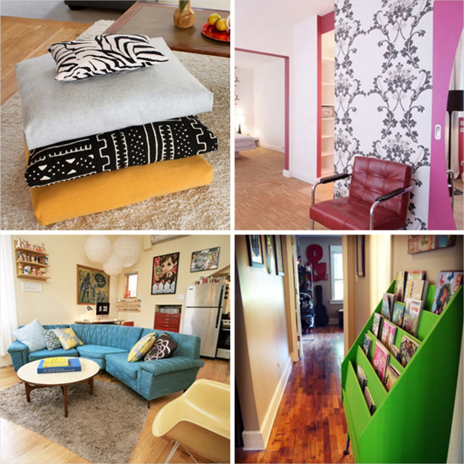 44 Inexpensive Apartment Decorating Ideas 13 20 Thrifty Frugal & Inexpensive Decorating Ideas 7