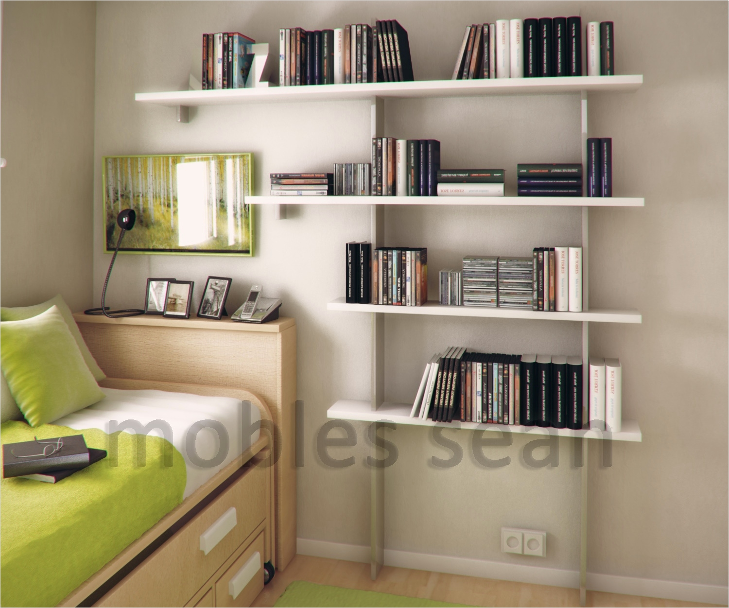 42 Creative Small Room Storage Ideas 55 Space Saving Designs for Small Kids Rooms 9