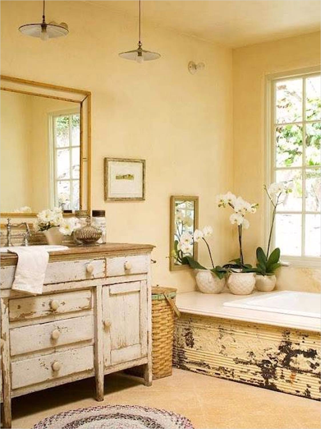 40 Stunning French Country Small Bathroom 18 French Country Bath Inspiration New Contemporary Bathrooms Ideas Bathroom Design and Shower 2