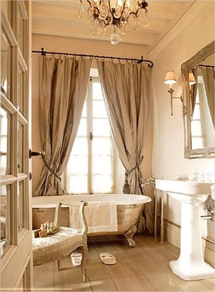 40 Stunning French Country Small Bathroom 91 15 Charming French Country Bathroom Ideas Rilane 2