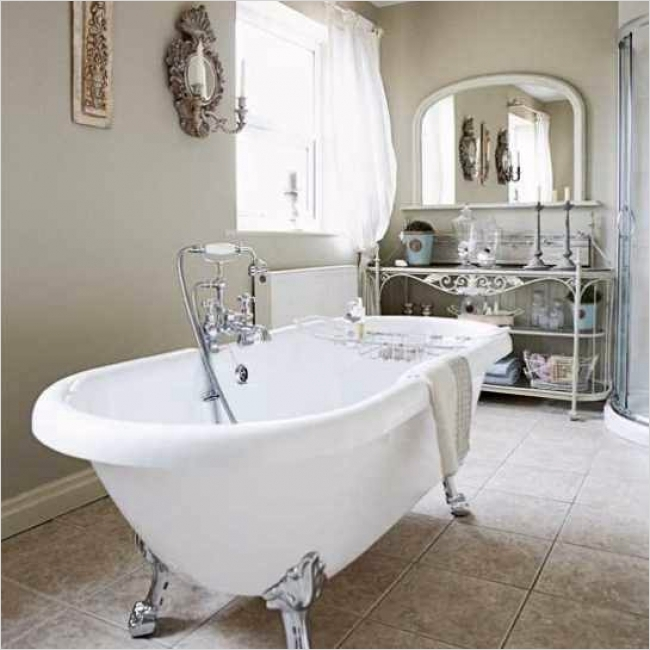 40 Stunning French Country Small Bathroom 47 French Country Bathroom Decor Ideas 7
