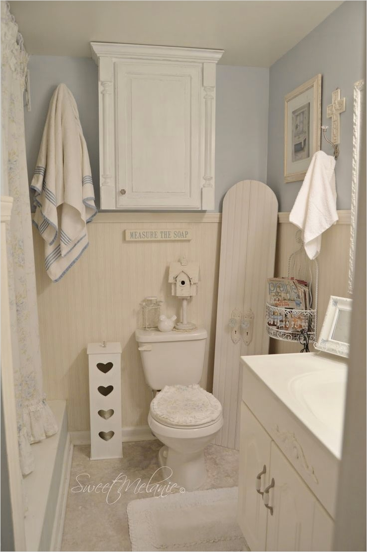 40 Stunning French Country Small Bathroom 27 Bathroom French Country Shabby Chic Bathroom Master Ideas Small Bathrooms Designs Remodel 7