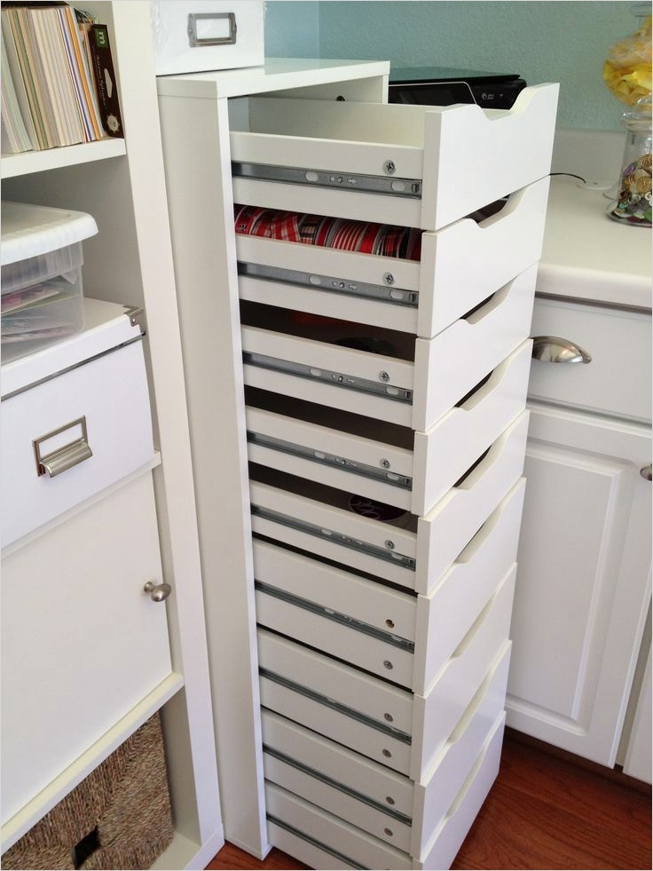 41 Inexpensive Ikea Scrapbook Room for Storage Ideas 99 Finally A Unit with Enough Drawers This is From Ikea 2