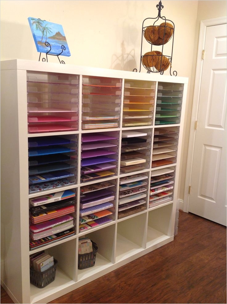 41 Inexpensive Ikea Scrapbook Room for Storage Ideas 48 Expedite From Ikea and Display Dynamics Trays now sold at 1