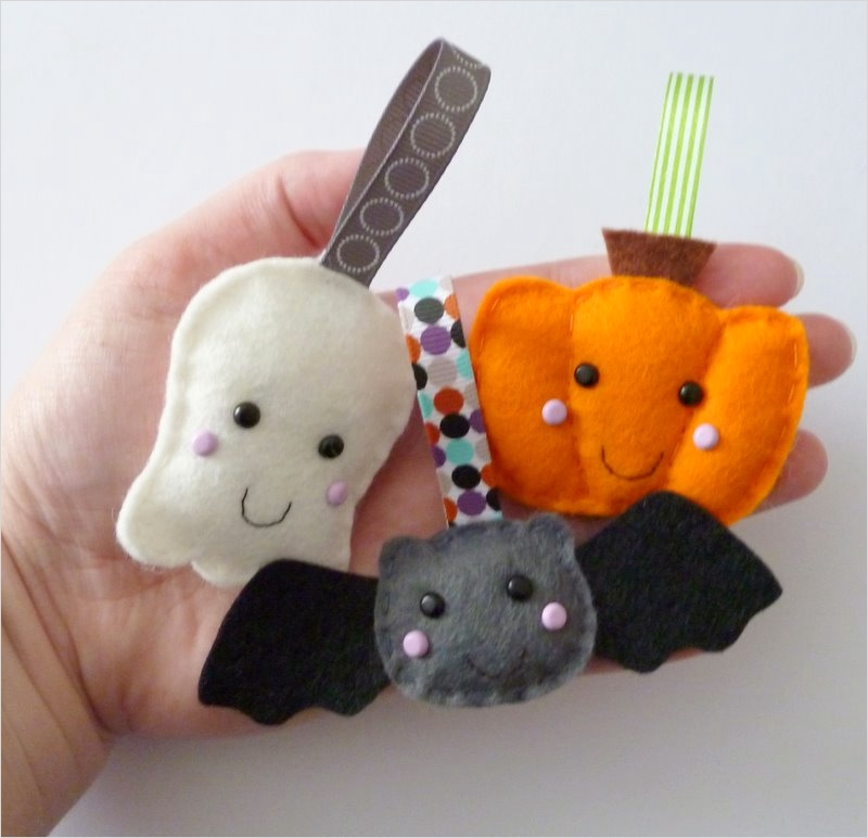 42 Cute Halloween Decoration Ideas 91 Paper and String Halloween Decorations 8