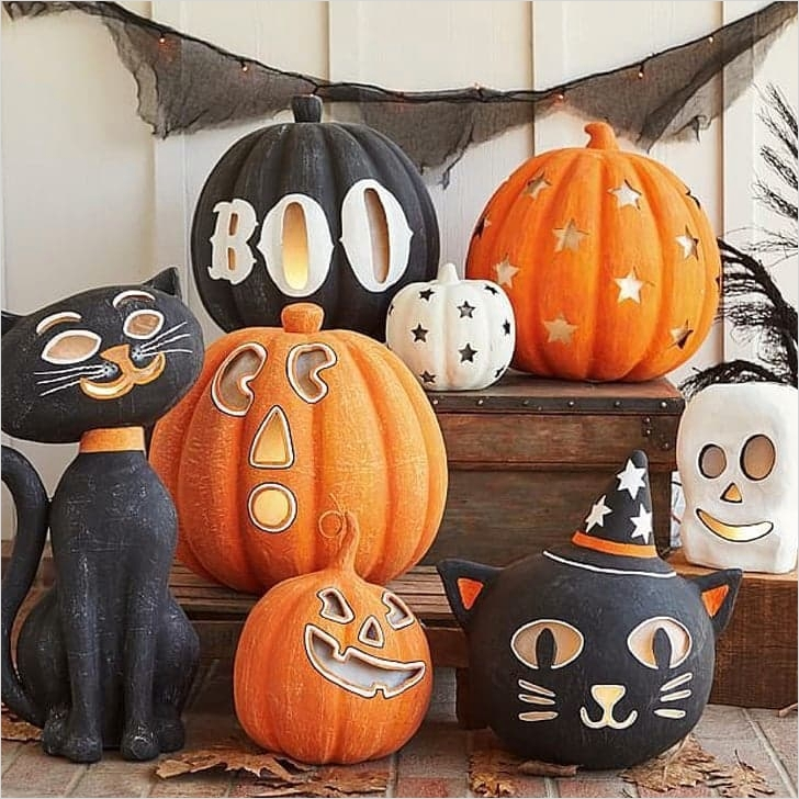 42 Cute Halloween Decoration Ideas 71 Cute Halloween Decorations – Festival Collections 5