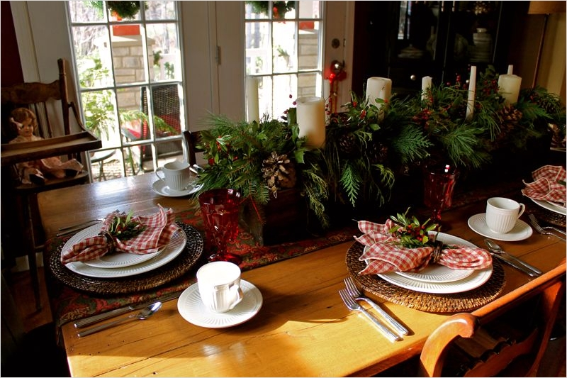 42 Stunning Country Christmas Centerpieces Ideas Ideas 75 36 Impressive Christmas Table Centerpieces Decoholic 4