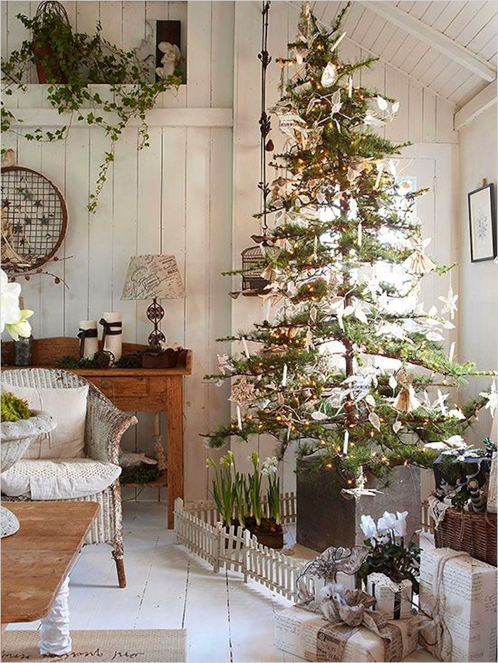 42 Stunning Country Christmas Centerpieces Ideas Ideas 33 10 Country Christmas Decorating Ideas 4