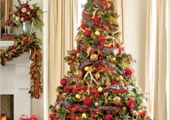 42 Stunning Country Christmas Centerpieces Ideas Ideas 82 Beautiful Country Christmas Decorating Ideas Festival Around the World 9