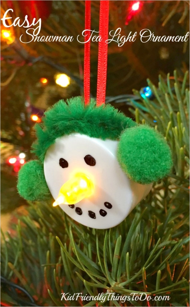 40 Diy Easy Christmas ornament Crafts Ideas 44 Over 30 Easy Christmas Fun Food Ideas & Crafts Kids Can Make 5