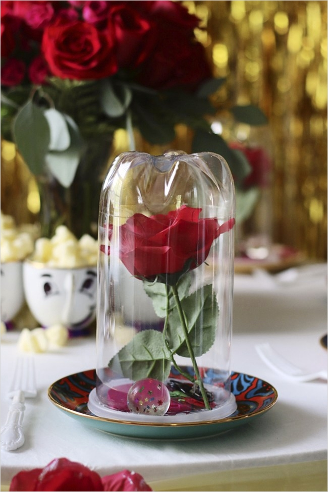 35 Beauty and the Beast Decorations Ideas 75