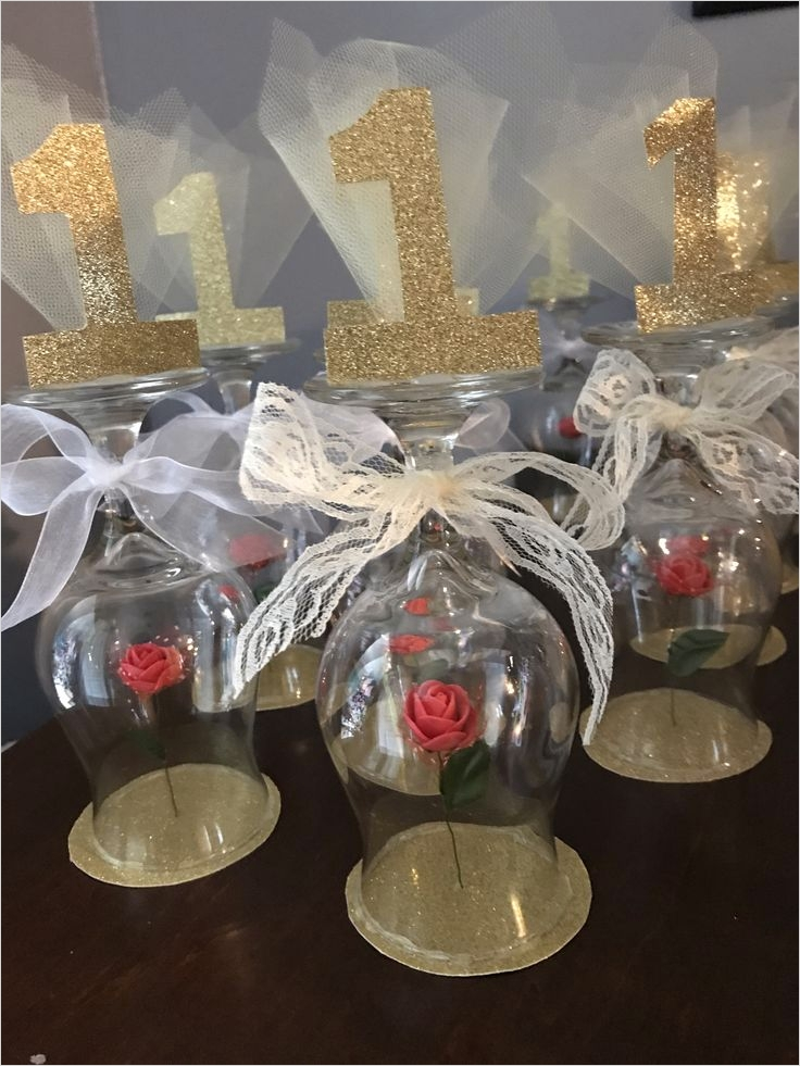 35 Beauty and the Beast Decorations Ideas 21