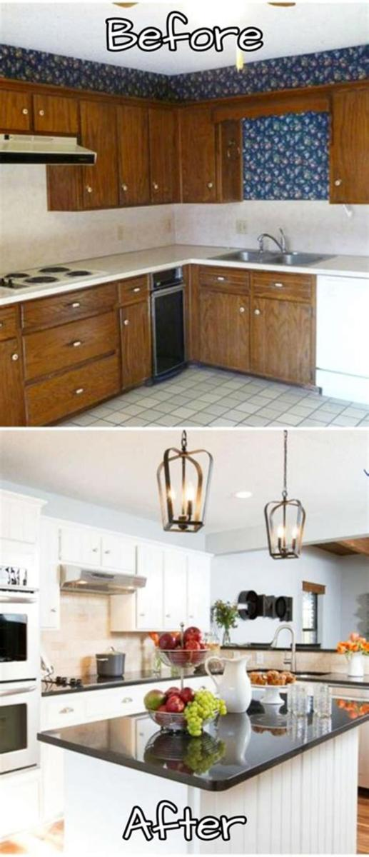 43 Amazing Kitchen Remodeling Ideas for Small Kitchens 2019 4