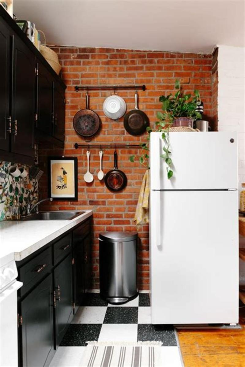 43 Amazing Kitchen Remodeling Ideas for Small Kitchens 2019 40