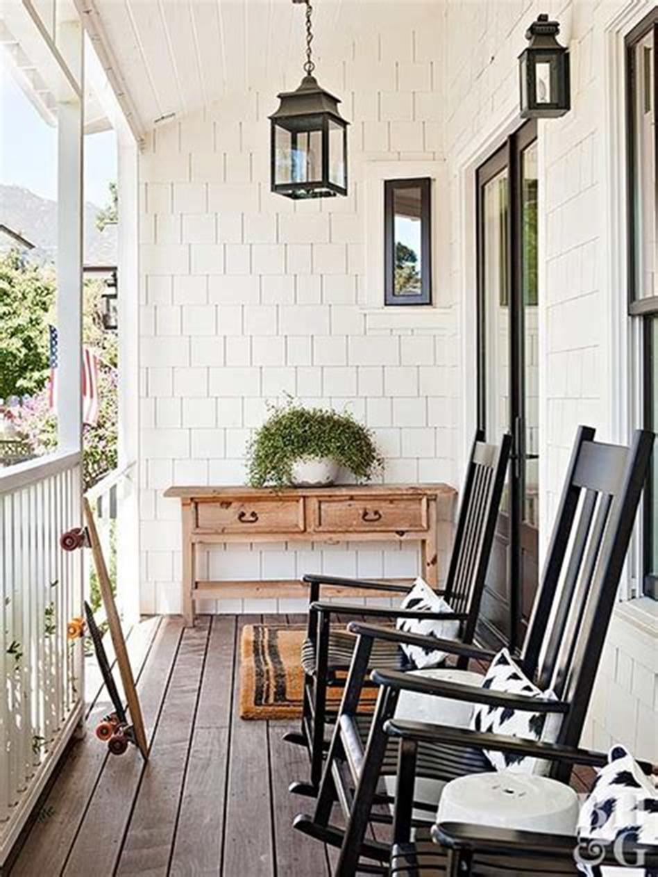 45 Perfect Rustic Porch Furniture Ideas for 2019 32