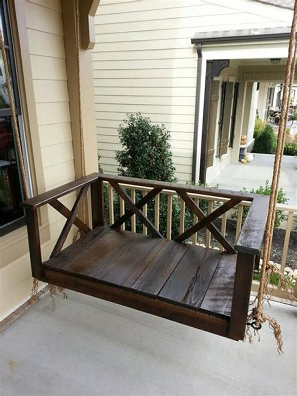 45 Perfect Rustic Porch Furniture Ideas for 2019 4