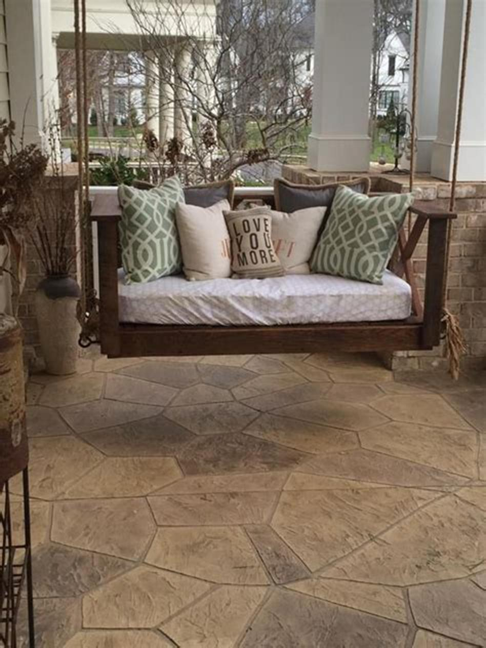 45 Perfect Rustic Porch Furniture Ideas for 2019 40