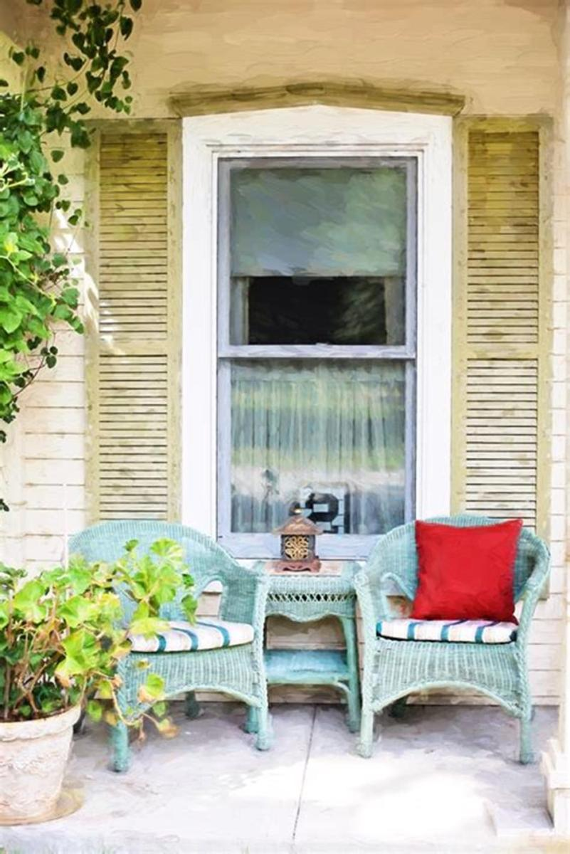 45 Perfect Rustic Porch Furniture Ideas for 2019 44