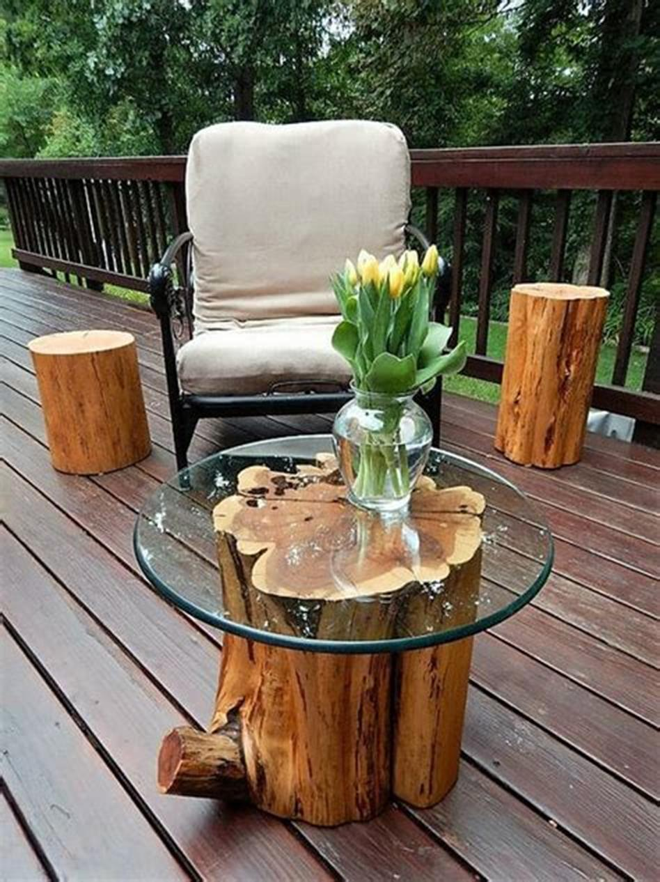 45 Perfect Rustic Porch Furniture Ideas for 2019 8