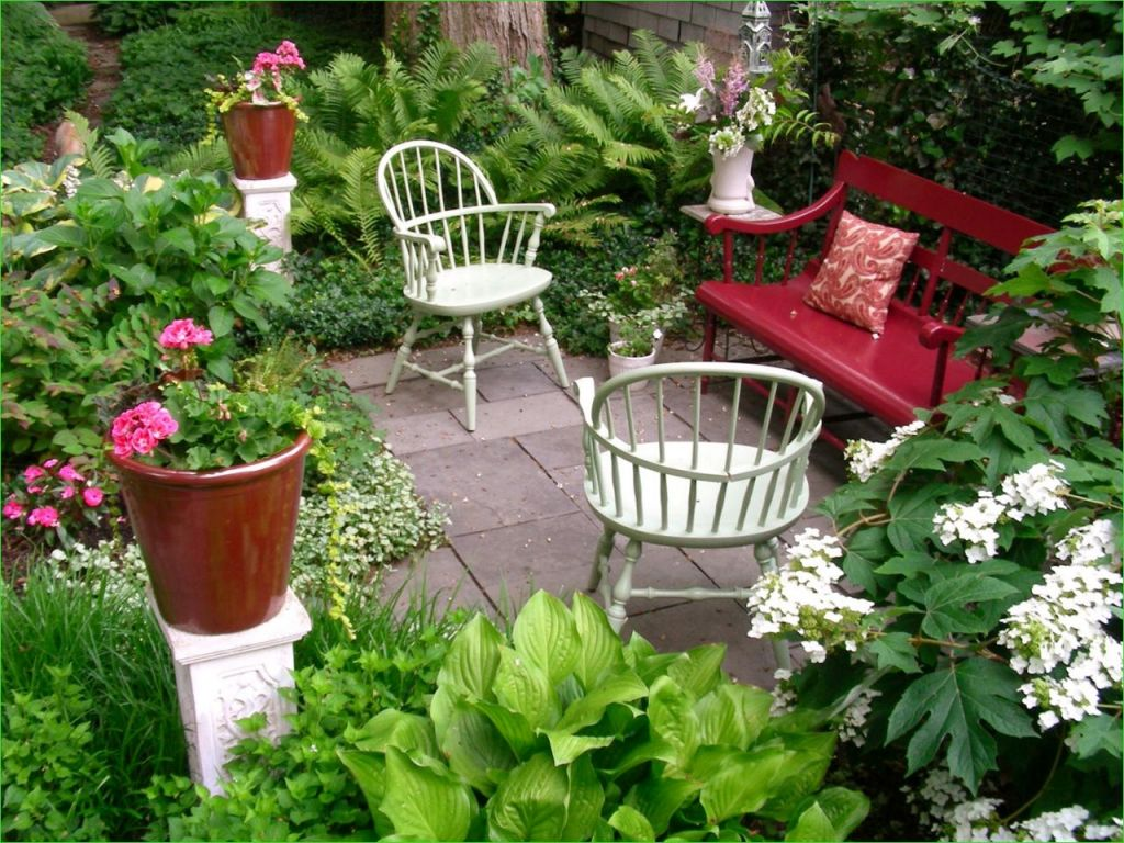 Creative Tiny Backyard Sitting areas 49 Gorgeous Landscapes Landscaping Ideas and Hardscape Design 5