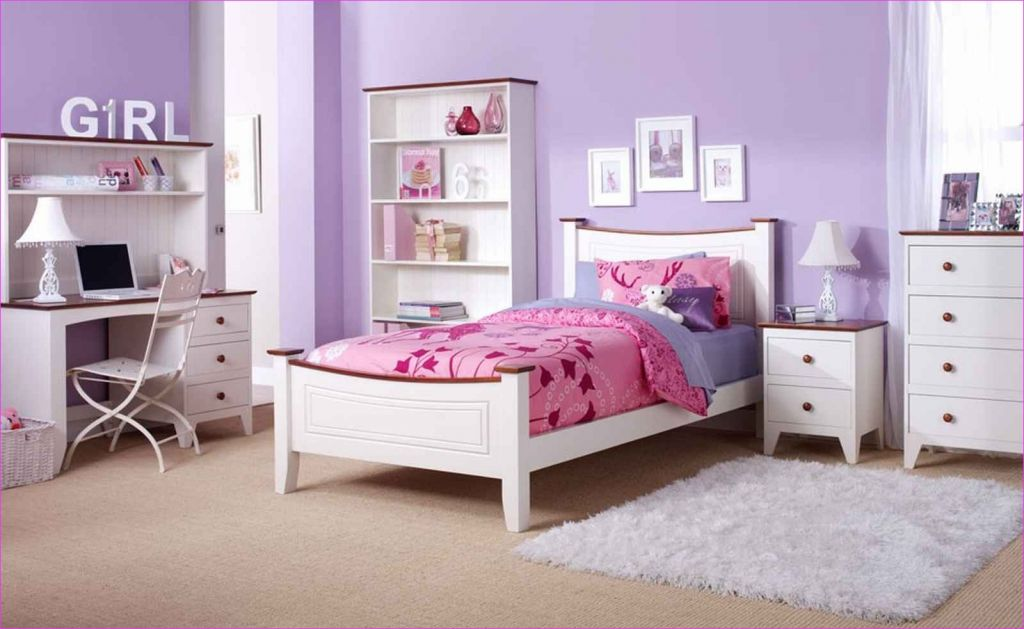 Cute Mix Color Bedrooms for Teenage Girls 68 Amazing White and Purple Color Minimalist Furniture for Girls Bedroom Design Ideas Girls 7