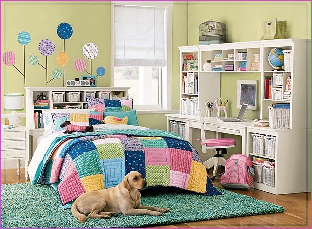 Cute Mix Color Bedrooms for Teenage Girls 54 Perfect Teen Bedroom for Girls 6