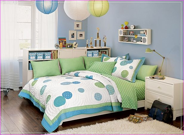 Cute Mix Color Bedrooms for Teenage Girls 57 Color Your World Ideal Colors for Teen's Bedroom 6