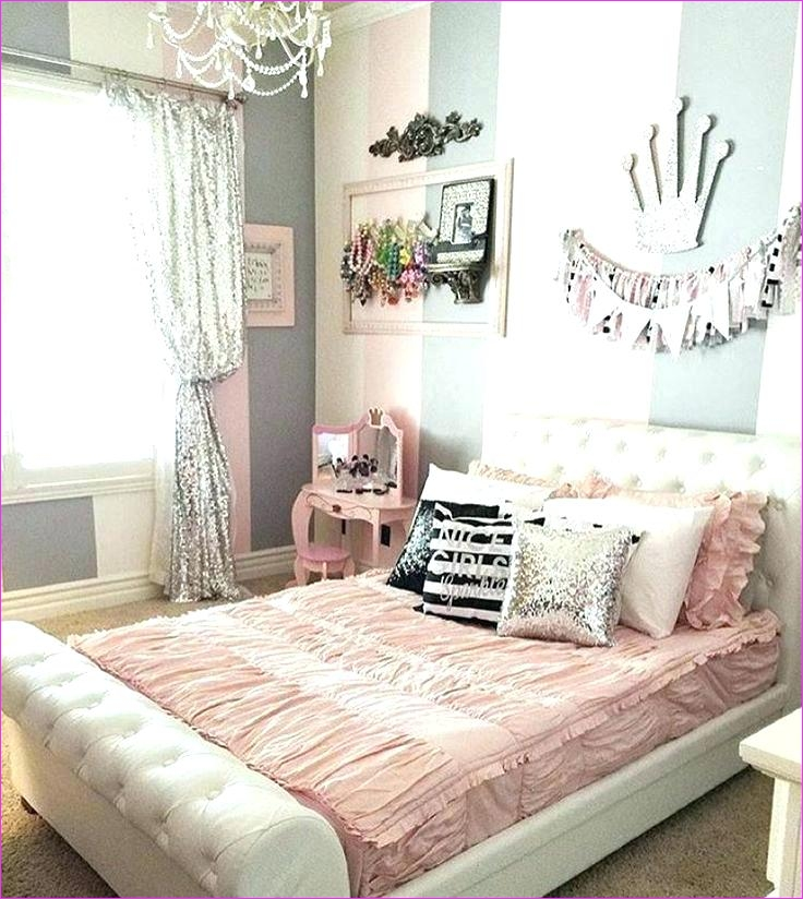 Cute Mix Color Bedrooms for Teenage Girls 39 Cute Teen Bedrooms 7