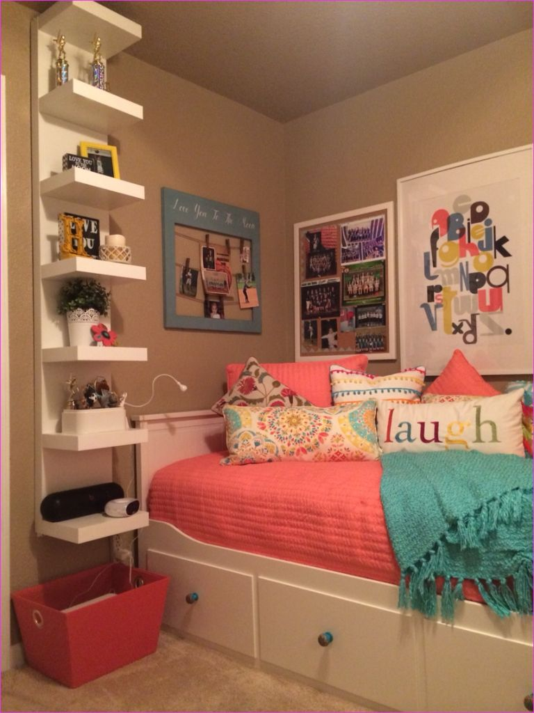 Cute Mix Color Bedrooms for Teenage Girls 53 Bedroom Cute Teenage Girl Bedroom Ideas for Small Rooms Tumblr Diy Wall Colors Big Teenage 3