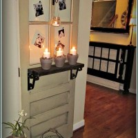 38 Stunning Decorating with Old Doors Ideas