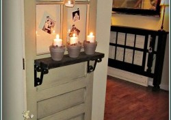 Decorating with Old Doors 98 Little Brags Decorating with Old Doors 1