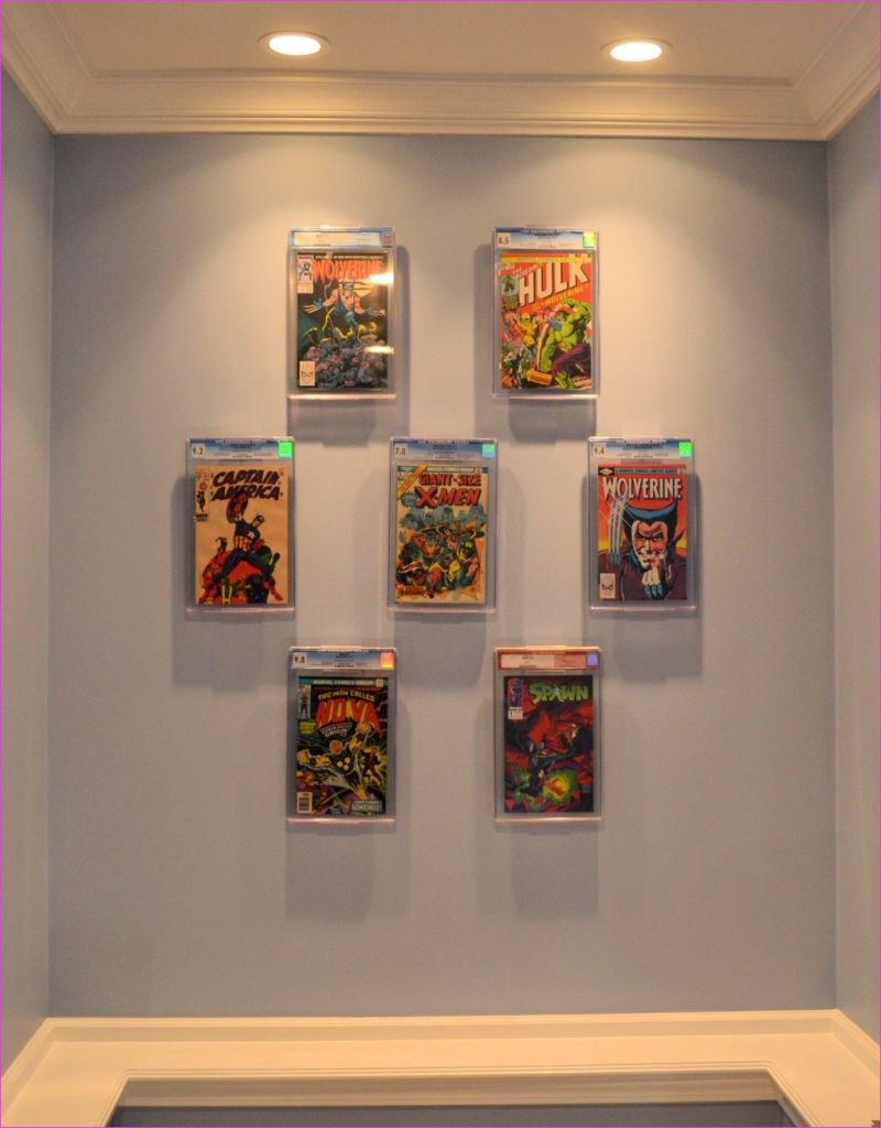 Wall Display Shelving Ideas 21 Wall Display Shelves for Collectibles 4