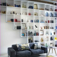 39 Awesome Wall Display Shelving Ideas