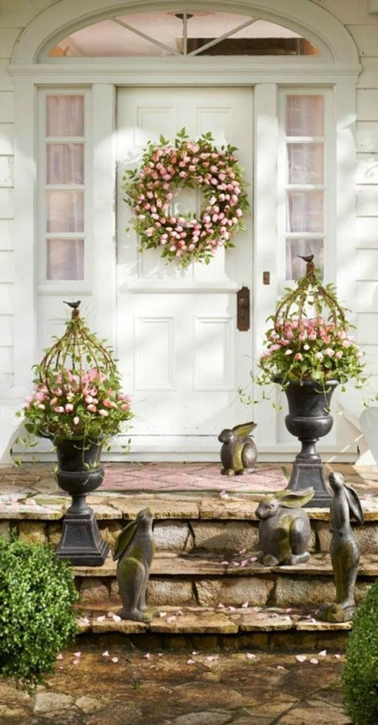 Outdoor Spring Decor 3