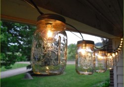 Decorate A Patio with Lights and Mason Jars 57 15 Easy Spring Diy Projects to Try This Weekend Reliable Remodeler 6