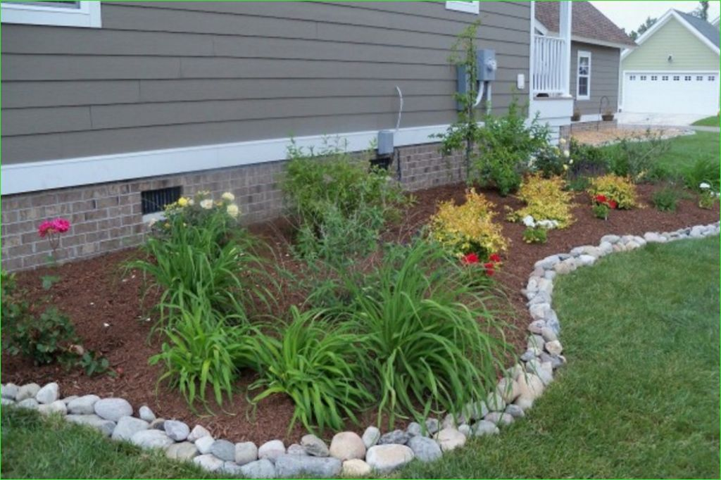 Garden Edging and Borders 92 Landscape Borders and Edging Ideas Inexpensive Landscape Edging Ideas – Interior Design 6