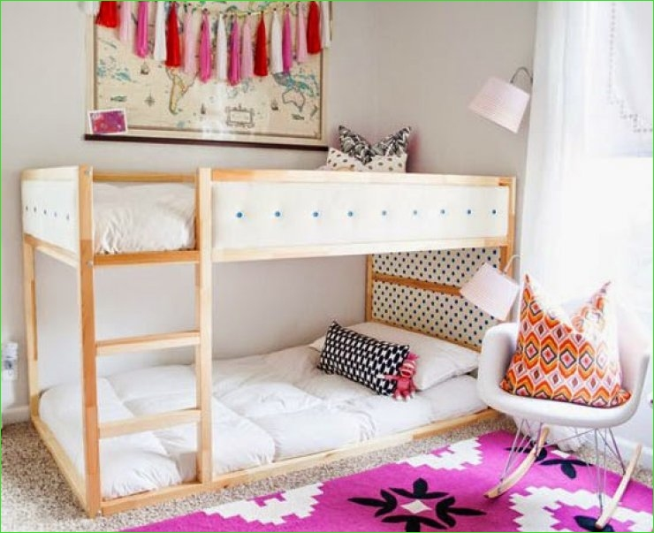 Ikea Kura Beds Kids Room 95 Ikea Hacks 5