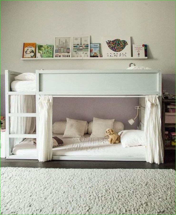 Ikea Kura Beds Kids Room 67 Ikea Kura 8 Stylish Hacks 3