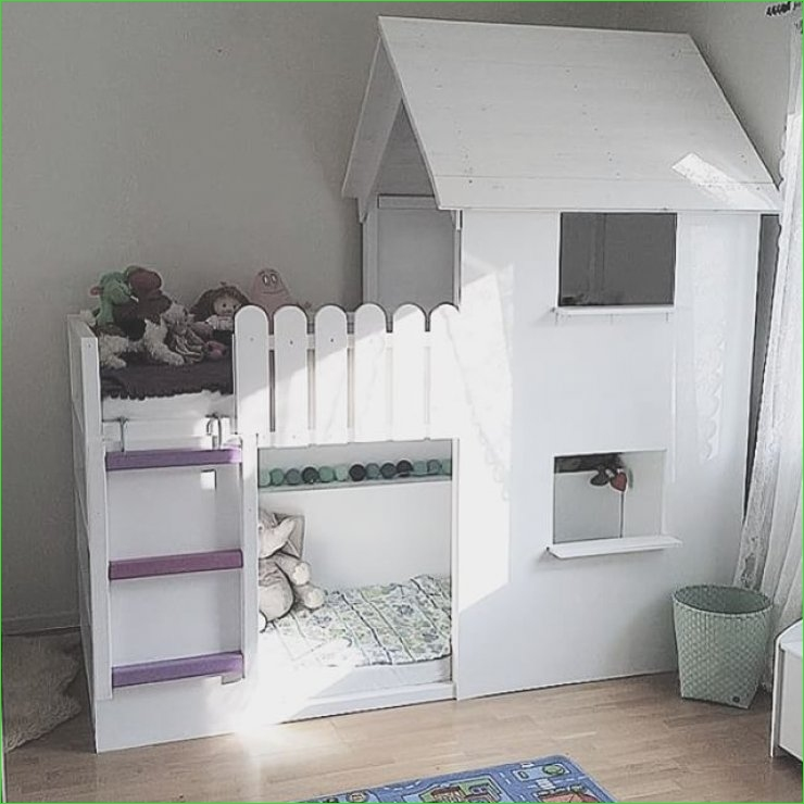 Ikea Kura Beds Kids Room 47 55 Cool Ikea Kura Beds Ideas for Your Kids' Rooms Digsdigs 2