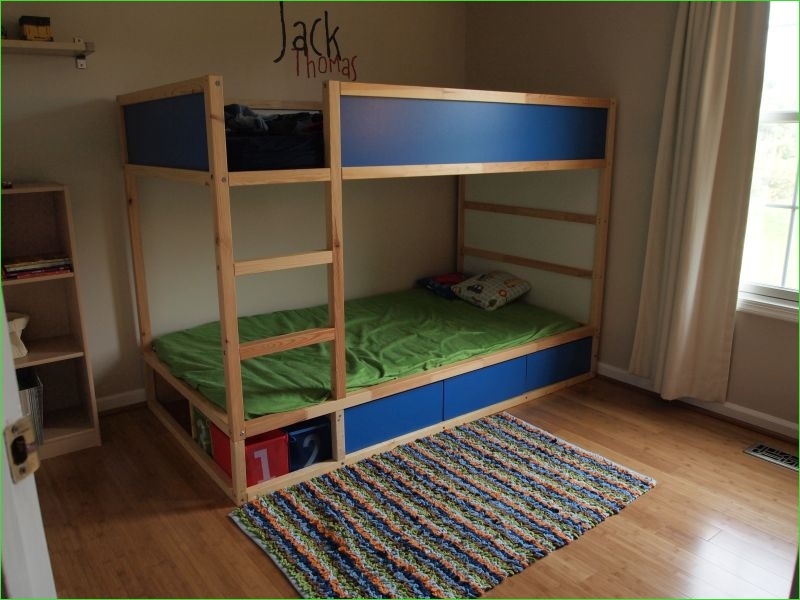 Ikea Kura Beds Kids Room 99 Kid Friendly Diys Featuring the Ikea Kura Bed 2
